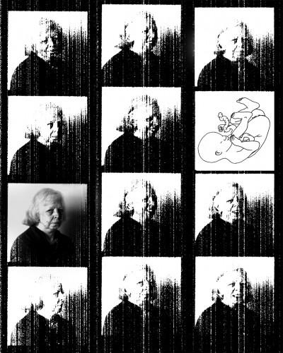 Momposition Film Poster, Digital Print, © 2000, Chris Pearce